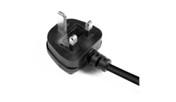 LSZH H05Z1Z1-F power cords